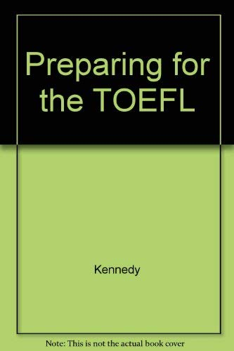 9780065000276: Preparing for the TOEFL
