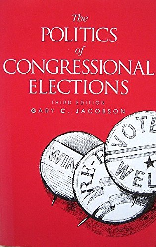 9780065000757: The Politics of Congressional Elections
