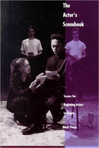 9780065001457: The Actor's Scenebook: Scenes for Beginning Actors to Create