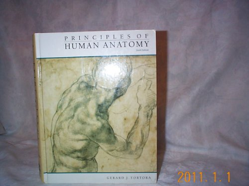 9780065002430: Principles of Human Anatomy