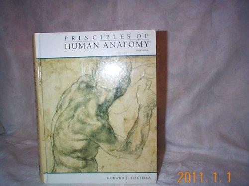 9780065002430: Principles of Human Anatomy