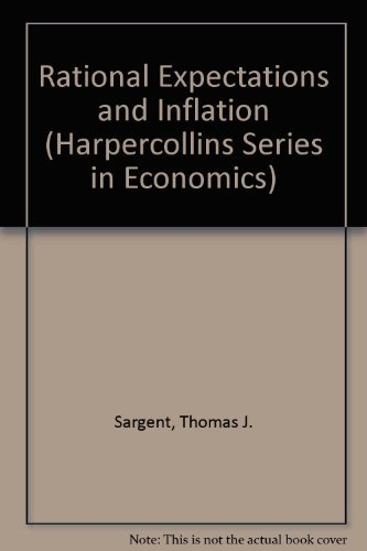 9780065002805: Rational Expectations and Inflation (Harpercollins Series in Economics)