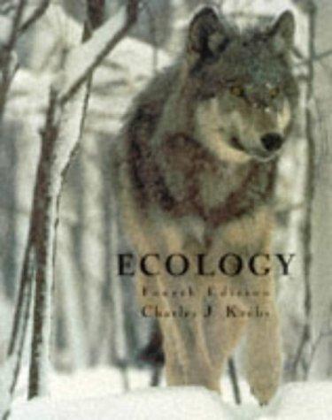 9780065004106: Ecology: The Experimental Analysis of Distribution and Abundance