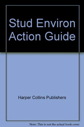 9780065004328: The Student Environmental Action Guide: 25 Simple Things We Can Do