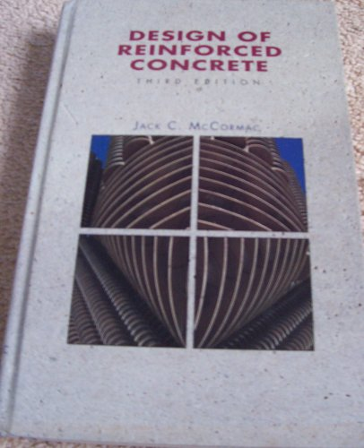 9780065004915: Design of Reinforced Concrete (Third Edition)