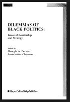9780065005097: Dilemmas of Black Politics: Issues of Leadership and Strategy