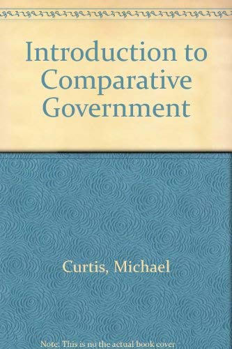 9780065005523: Introduction to Comparative Government
