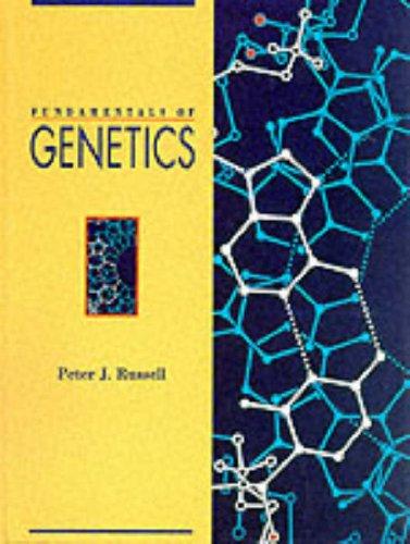 Fundamentals of Genetics: Russell, Peter J.