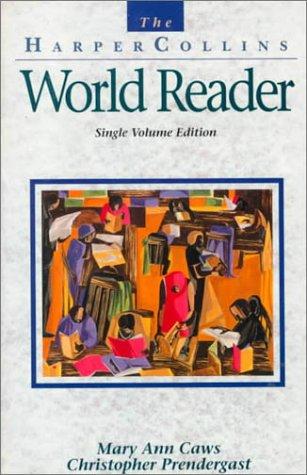 9780065007503: The Harper Collins World Reader, Single Volume Edition