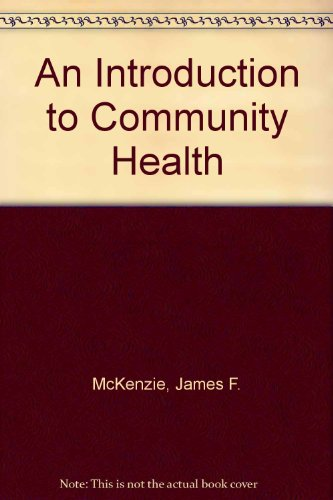9780065007978: Introduction to Community Health
