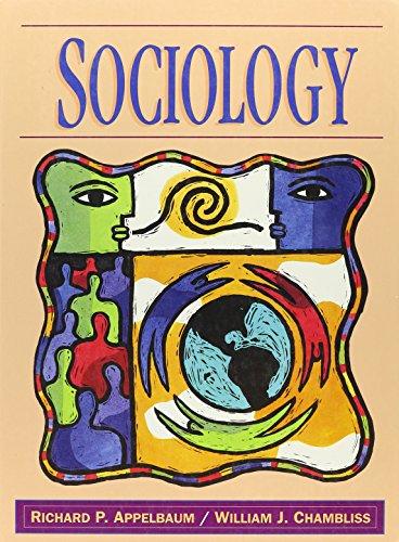 9780065008135: Sociology