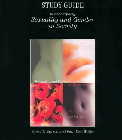 9780065008739: Sexuality & Gender in Society