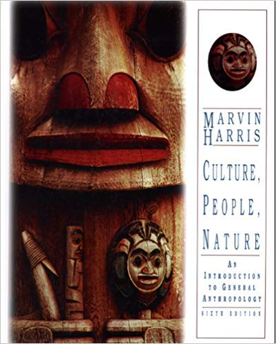 9780065008906: Culture, People, Nature: Introduction to General Anthropology