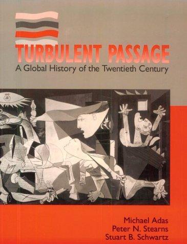 9780065010398: Turbulent Passage: A Global History of the Twentieth Century