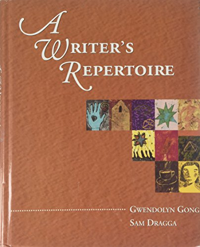 9780065010701: A Writer's Repertoire