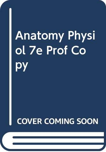9780065010886: Principles of Anatomy & Physiology: Instructors Manual, 7th Edition