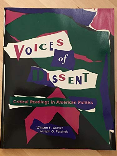 9780065011449: Voices of Dissent: Critical Readings in American Politics