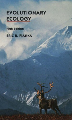 9780065012255: Evolutionary Ecology
