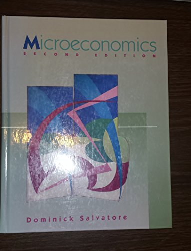 9780065013771: Microeconomics