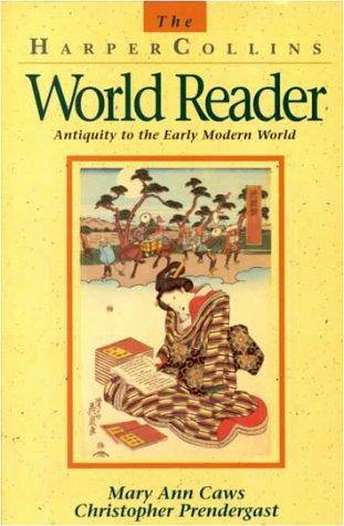 9780065013825: Harper Collins World Reader (Volume I)