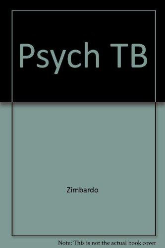 9780065014198: Psych TB