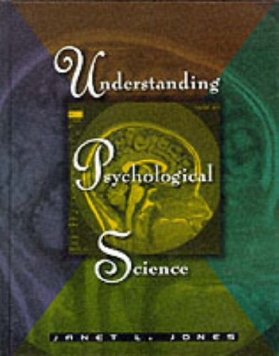 9780065014594: Understanding Psychological Science