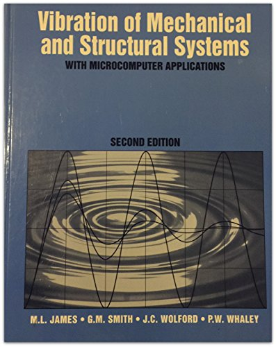 9780065014877: Vibration of Mechanical and Structural Systems: With Microcomputer Applications