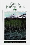 9780065015010: Green Perspectives: Thinking, and Writing About Nature and the Environment