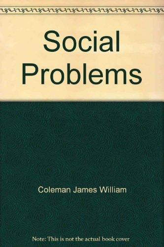9780065016451: Social Problems