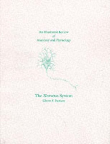 9780065017052: The Nervous System (Illustrated Review of Anatomy & Physiology Systems)