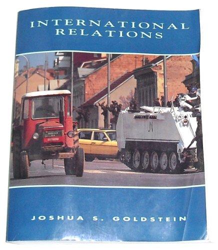 9780065018646: International Relations