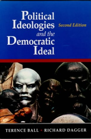 9780065023565: Political Ideologies and the Democratic Ideal