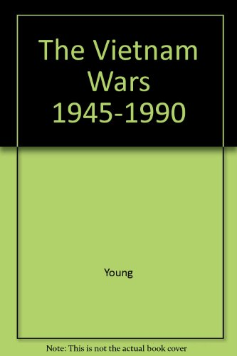 9780065023701: The Vietnam Wars 1945-1990