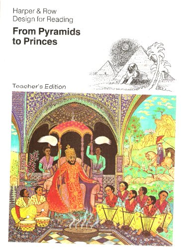 9780065162837: From Pyramids to Princes Level 14 Teacher's Edition: Harper & Row Design for Reading