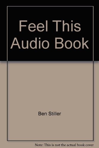 9780065216554: Feel This Audio Book