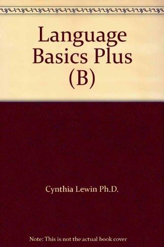 9780065360011: Language Basics Plus (B)