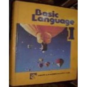 9780065370065: Basic Language, Messages and Meanings I, Text and Grammar Handbook