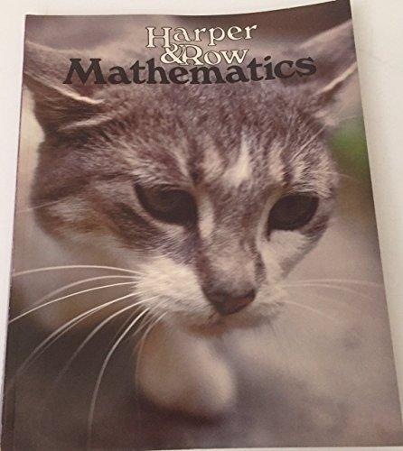 9780065430011: Harper & Row Mathematics