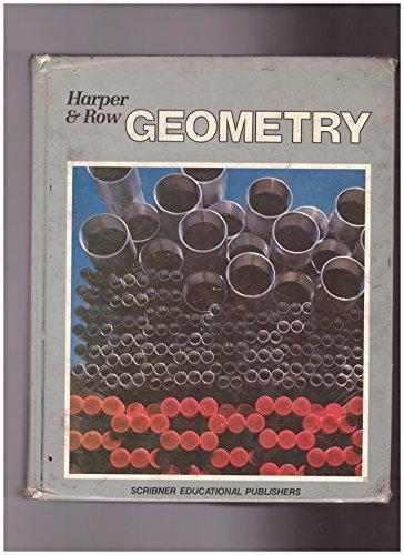 9780065440010: Geometry