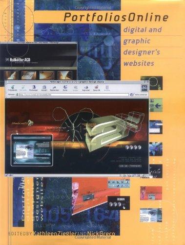 9780066209340: Portfolios Online: Digital and Graphic Designer's Websites