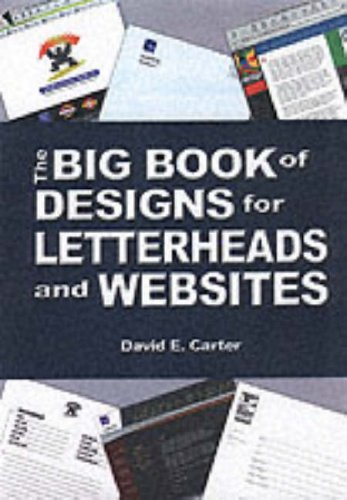 9780066209418: The Big Book of Designs for Letterheads and Websites