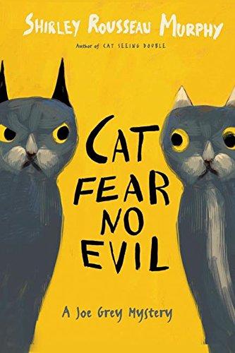 9780066209494: Cat Fear No Evil: A Joe Grey Mystery (Joe Grey Mysteries)