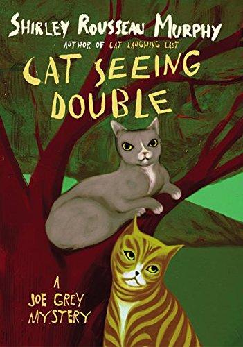 9780066209500: Cat Seeing Double: A Joe Grey Mystery (Joe Grey Mysteries)