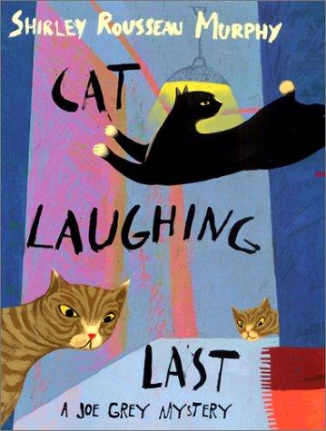 9780066209517: Cat Laughing Last: A Joe Grey Mystery