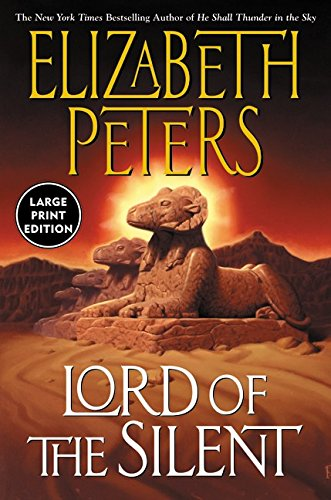 9780066209616: Lord of the Silent (Amelia Peabody Mysteries)