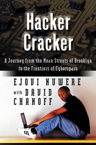 9780066210797: Hacker Cracker: A Journey from the Mean Streets of Brooklyn to the Frontiers of Cyberspace