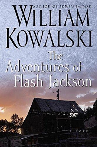 9780066211367: The Adventures of Flash Jackson: A Novel