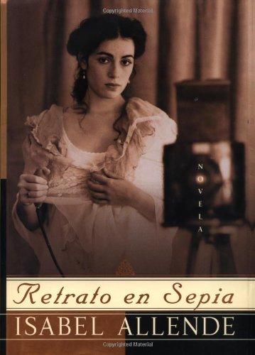 9780066211602: Retrato en Sepia: Una Novela
