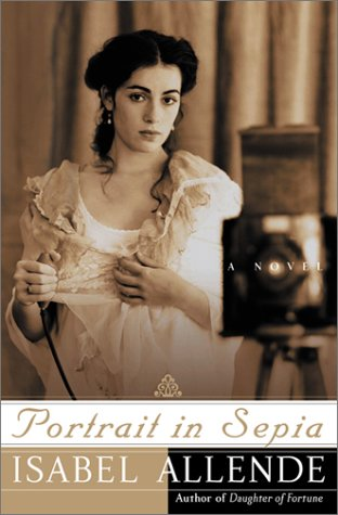 9780066211619: Portrait in Sepia: A Novel
