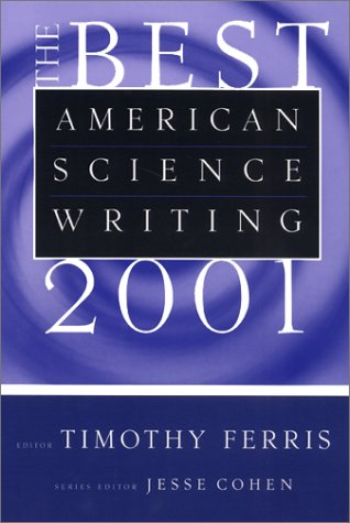 9780066211640: The Best American Science Writing 2001 (Best American Science Writing)